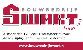 Al meer dan 120 jaar is Bouwbedrijf Swart dé veelzijdige aannemer uit Eastermar.