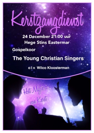 Kerstnachtdienst 2018 Young Christian Singers